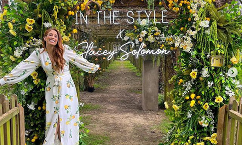 In The Style collaborates with Stacey Solomon